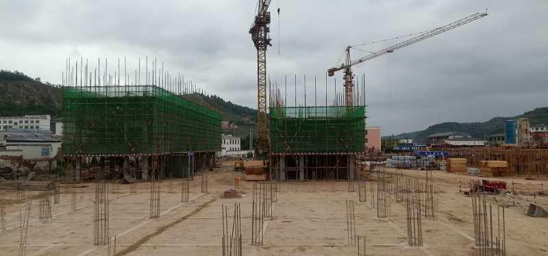 安塞区招安镇中心小学迁建项目