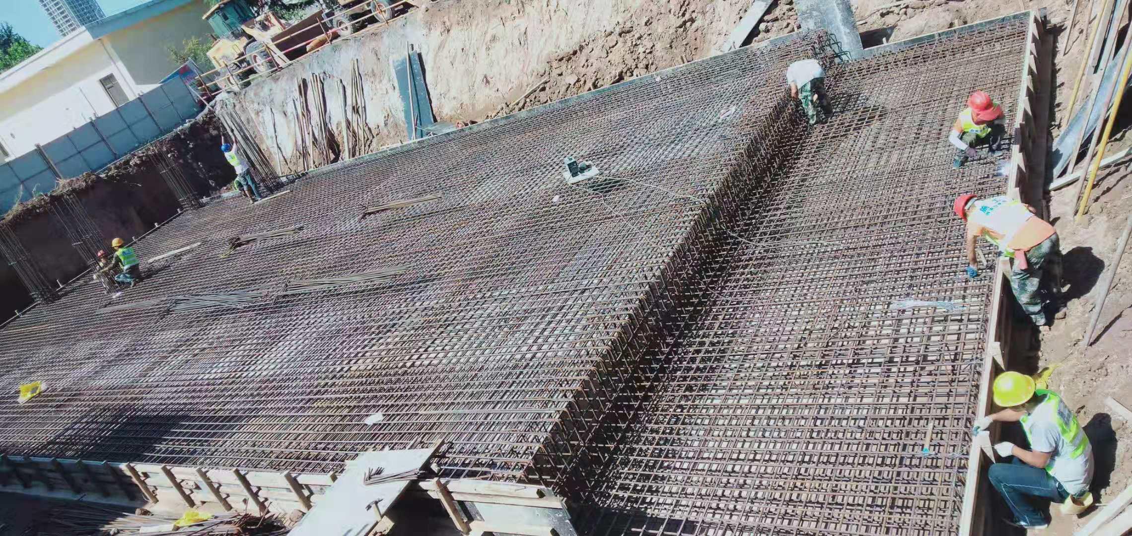 西安市汉城水厂节水系统改造监理项目