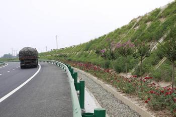 府谷县沿黄观光路高边坡隐患治理项目